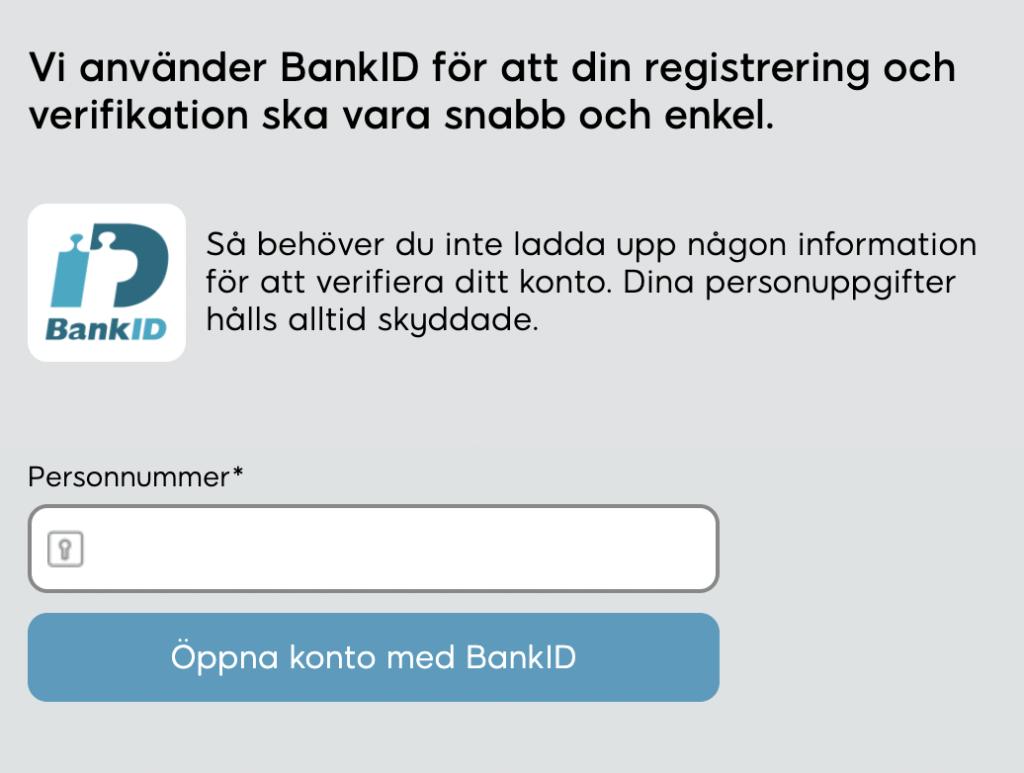888casino BankID