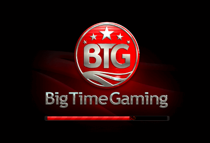 Beef Lightning Megaways Big Time Gaming logga.
