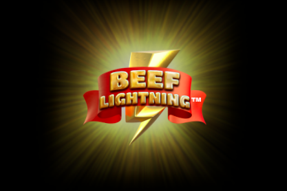 Beef Lightning Megaways Logga.