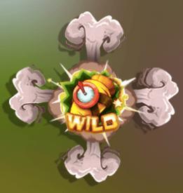 Bonus Bunnies wild-symbol.