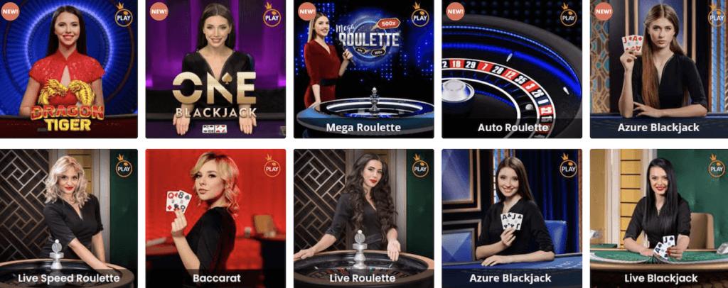 Chanz Live Casino