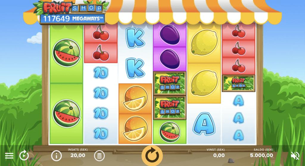 Fruit Show Megaways
