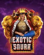 Joe Exotic scatter.