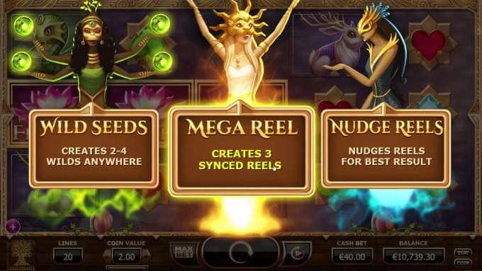 Nirvana Online Casino Slot – Yggdrasil Gaming
