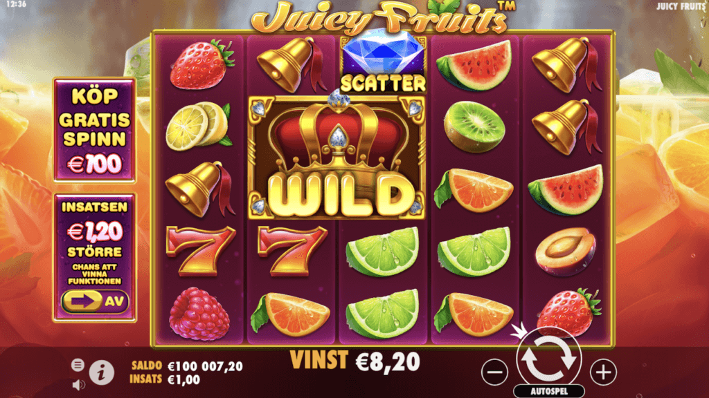 Juicy Fruits slot