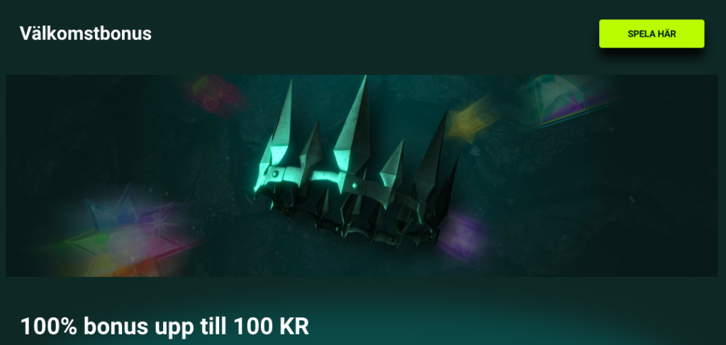 Karma Casino Bonus