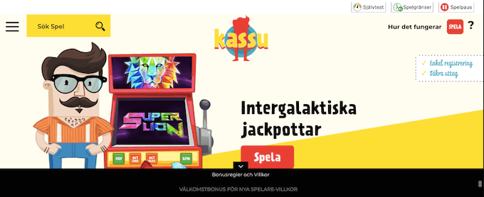 Kassu spellobby
