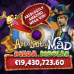 Världsrekordvinst i Mega Moolah – spelare vann 190 miljoner kronor