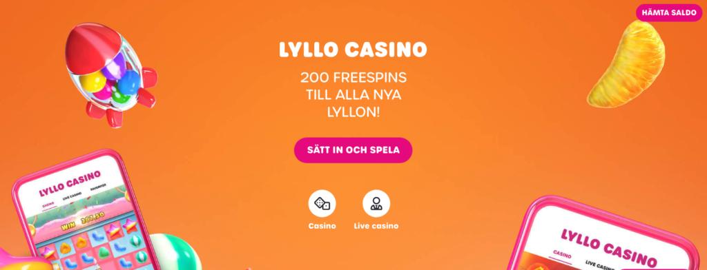 Lyllo Casino free spins