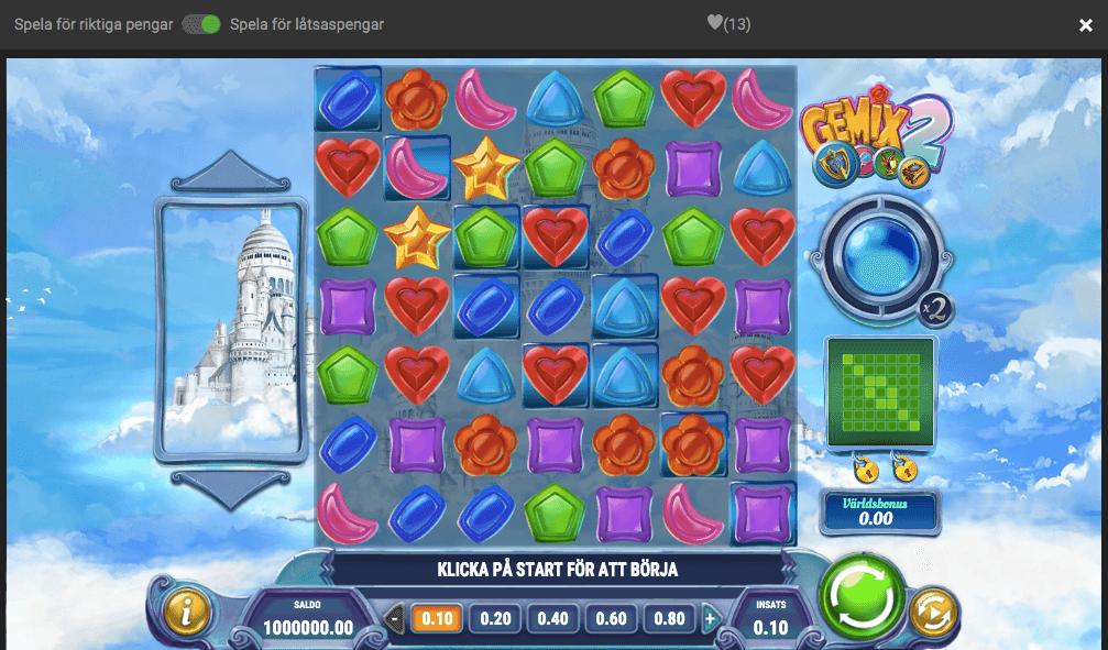 Spela slots gratis på casino