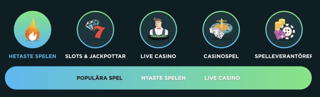 Spela Free Spins