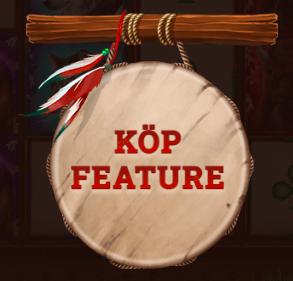 Spirit of the Beast köpsymbol.