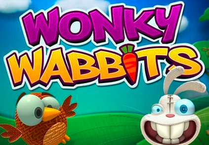 Wonky Rabbits logga.