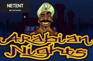 Arabian Nights logga.