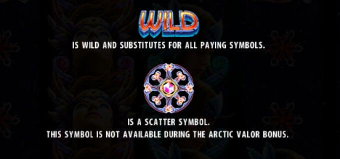 Arctic Valor Slot Free Spins