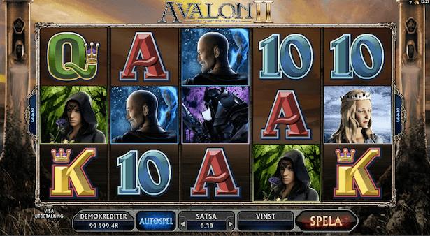Avalon II Bonus