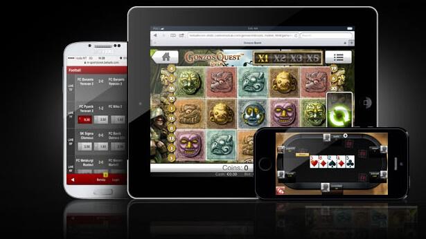 Spela Betsafe casino i mobilen