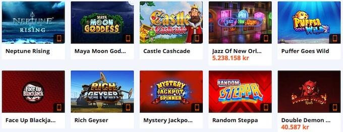 Gaming slots near me