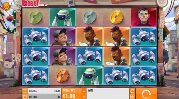 Big Bot Crew Spel