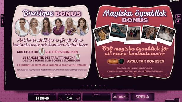 Bridesmaids Bonus