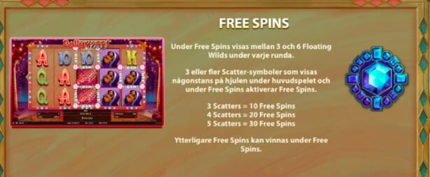 Bollywood Story Free Spins
