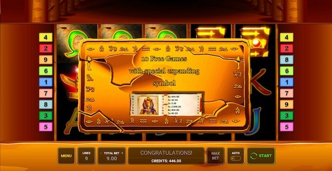 Book of Ra Slot Free Spins