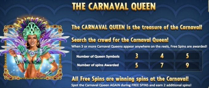 Carnaval Forever Bonus