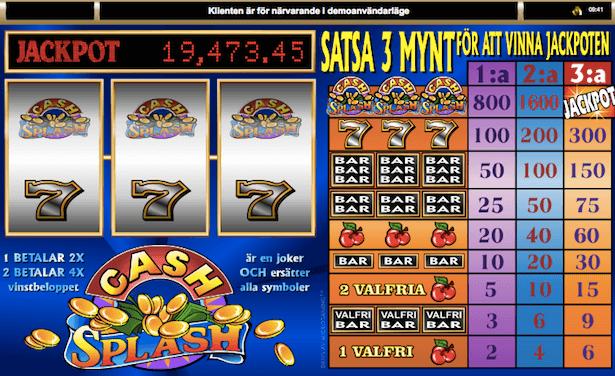 CashSplash Bonus