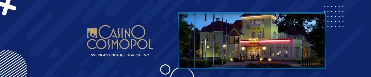 Casino Cosmopol i Malmö