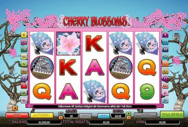 Cherry Blossoms Slot