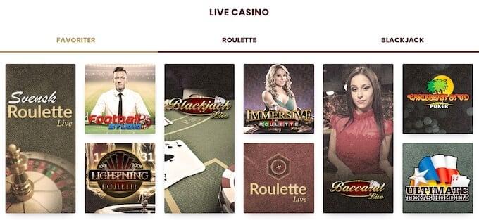 Cherry Live Casino