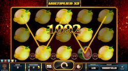 Storvinst med multiplier x3 i Joker Millions
