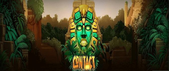 Contact med Mayan-tema