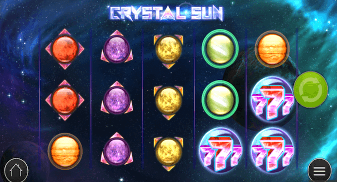 Crystal Sun spelbord