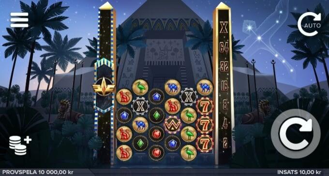 Cygnus Slot Bonus Game