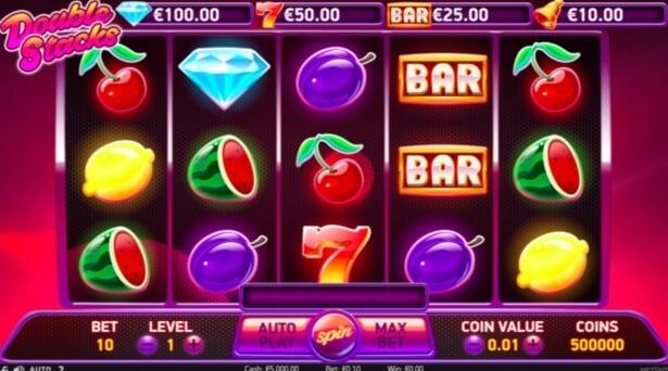 Double Stacks Slot Bonus