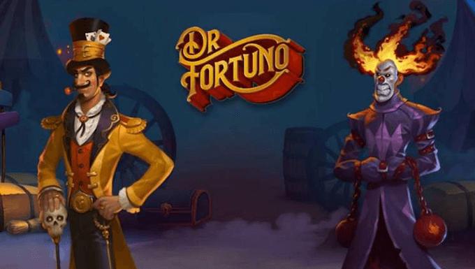 Dr Fortuno och Fire Head