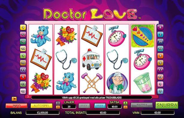 Dr Love Slot