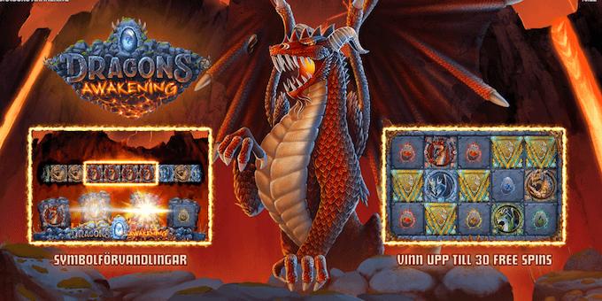 Dragons' bonusfunktioner