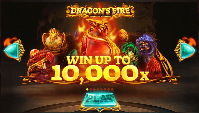Vinn med Dragon's Fire
