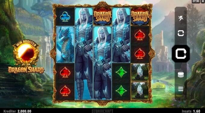 Dragon Shard Slot Bonus Game