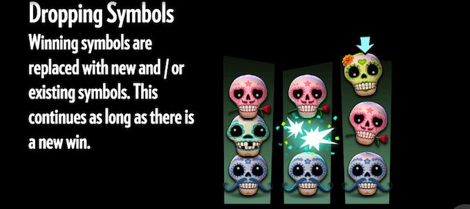 Dropping symbols