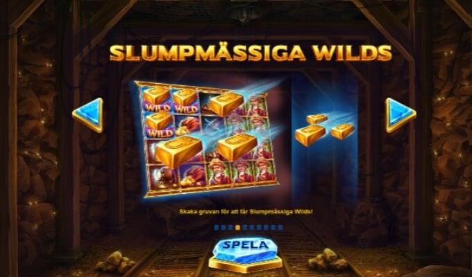 Dynamite Riches Slot Bonus Wilds