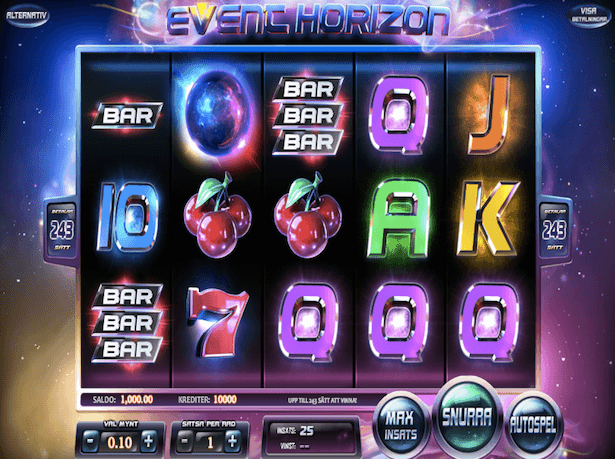 Event Horizon Bonus