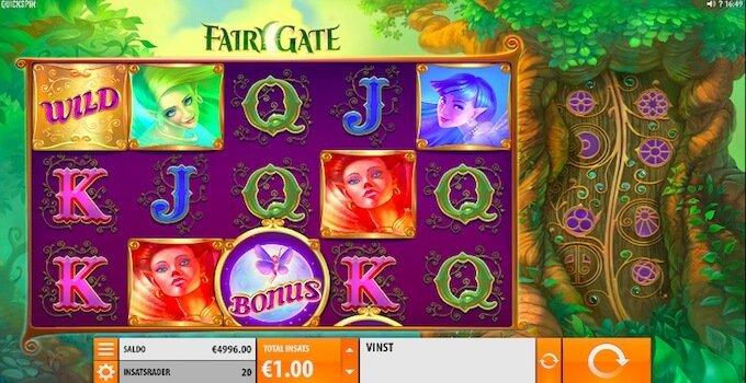 Fairy Gate Slot
