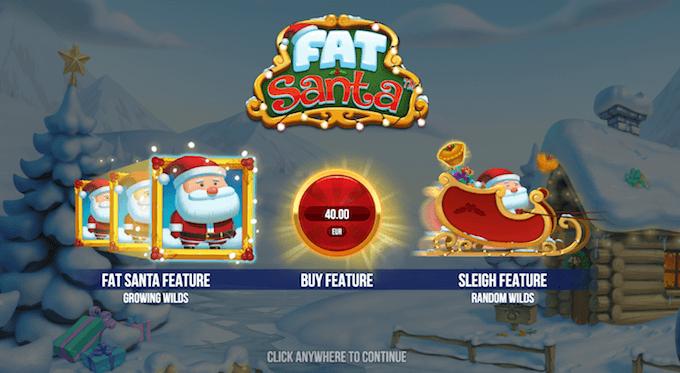Fat Santa bonus