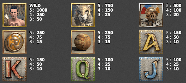 Football Gladiators Bonus