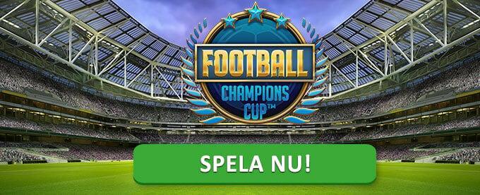 Football: Champions Cup header