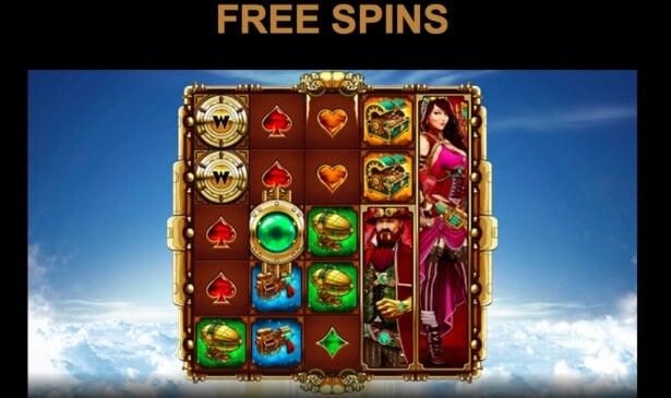 Fortunium Slot Free Spins