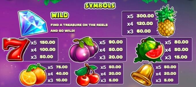 Fruitbat Crazy Slot Bonus 2